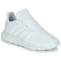Sapatos Rapaz Sapatilhas adidas Originals SWIFT RUN C Branco