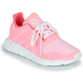 Sapatos Rapariga Sapatilhas adidas Originals SWIFT RUN J Rosa