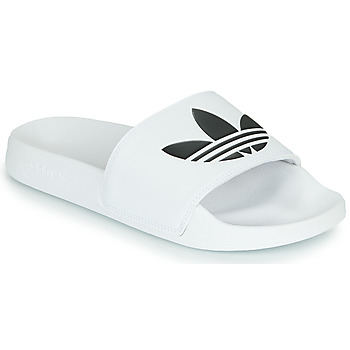 Sapatos chinelos adidas Originals ADILETTE LITE Branco