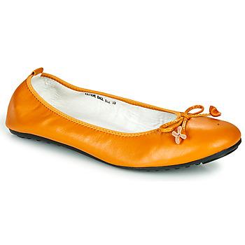 Sapatos Mulher Sabrinas Mac Douglas ELIANE Laranja