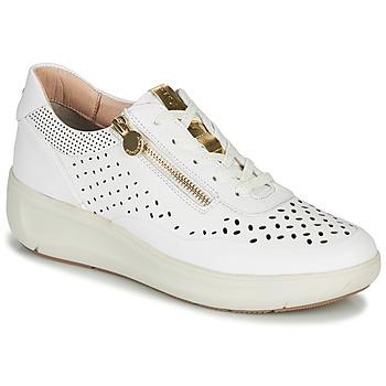 Sapatos Mulher Sapatilhas Stonefly ROCK 10 Branco