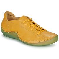 Sapatos Mulher Sapatilhas Think KAPSL Amarelo / Verde