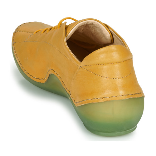 Kapsl Think Sapatilhas Mulher Amarelo / Verde