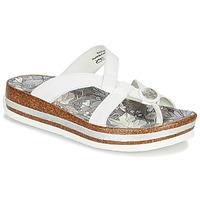 Sapatos Mulher Sandálias Think ZEGA Branco