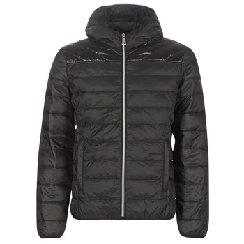 Textil Homem Quispos Guess SUPER LIGHT ECO-FRIENDLY JKT Preto
