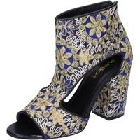 Sapatos Mulher Botins Elena Iachi BP21 Preto