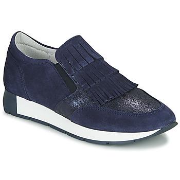Sapatos Mulher Sapatilhas Myma METTITO Marinho