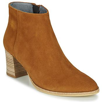 Sapatos Mulher Botins Myma LASTICO Camel
