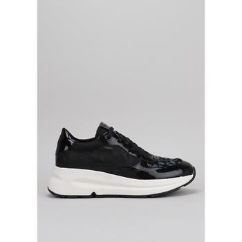 Sapatos Homem Sapatilhas Geox D BACKSIE B ABX B Preto