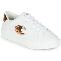 Sapatos Mulher Sapatilhas Champion ERA GEM Branco / Bronze