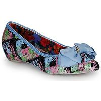 Sapatos Mulher Sabrinas Irregular Choice MINT SLICE Rosa / Azul