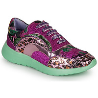 Sapatos Mulher Sapatilhas Irregular Choice JIGSAW Violeta