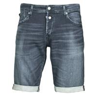 Textil Homem Shorts / Bermudas Le Temps des Cerises JOGG Azul / Escuro