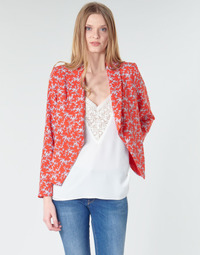 Textil Mulher Casacos/Blazers Le Temps des Cerises KARMA Lipstick