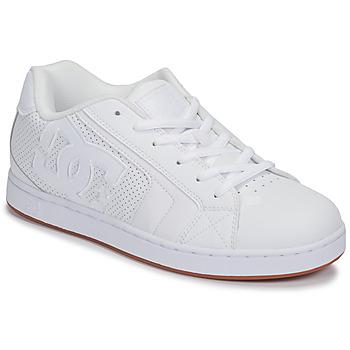 Sapatos Homem Sapatilhas DC Shoes NET Branco