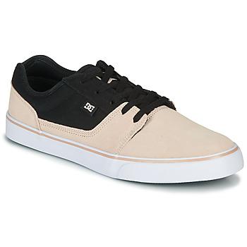 Sapatos Homem Sapatilhas DC Shoes TONIK Bege / Preto