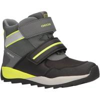 Sapatos Rapaz Botas de neve Geox J840BA 011BC J ORIZONT Negro