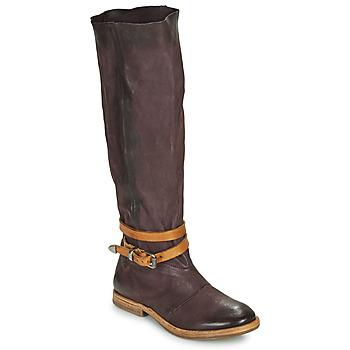 Sapatos Mulher Botas Airstep / A.S.98 ZEPORT HIGH Violeta