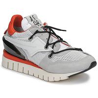 Sapatos Mulher Sapatilhas Airstep / A.S.98 DENASTAR Branco / Vermelho
