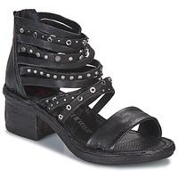 Sapatos Mulher Sandálias Airstep / A.S.98 KENYA Preto