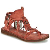 Sapatos Mulher Sandálias Airstep / A.S.98 RAMOS Vermelho