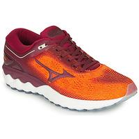 Sapatos Homem Sapatilhas de corrida Mizuno SKYRISE Vermelho / Laranja