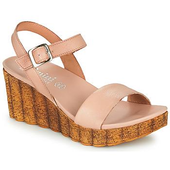 Sapatos Mulher Sandálias Felmini LESLIE Bege
