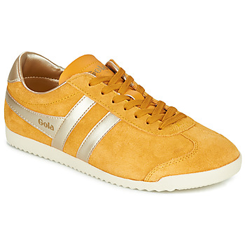 Sapatos Mulher Sapatilhas Gola BULLET PEARL Amarelo