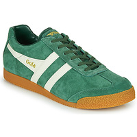 Sapatos Homem Sapatilhas Gola HARRIER Verde