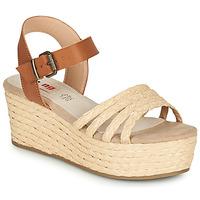 Sapatos Mulher Sandálias MTNG GARISSON Bege