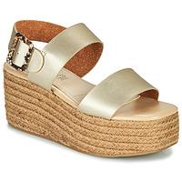 Sapatos Mulher Sandálias MTNG GARISSAN Ouro