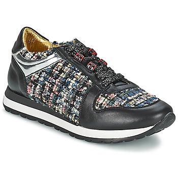 Sapatos Mulher Sapatilhas Lola Espeleta SPHINKS Preto / Multicolor