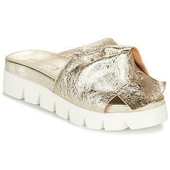 Sapatos Mulher Chinelos Sweet Lemon LOLAI Ouro