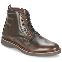 Sapatos Homem Botas baixas Coxx Borba MSATA-605.01 Castanho