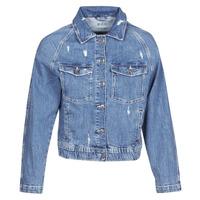 Textil Mulher casacos de ganga Esprit ESPRILA Azul