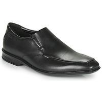 Sapatos Homem Sapatos Clarks BENSLEY STEP Preto