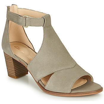 Sapatos Mulher Sandálias Clarks KAYLIN60 GLAD Toupeira