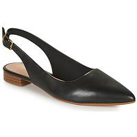 Sapatos Mulher Sandálias Clarks LAINA15 SLING Preto