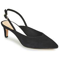 Sapatos Mulher Escarpim Clarks LAINA55 SLING Preto