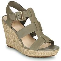 Sapatos Mulher Sandálias Clarks MARITSA95 GLAD Cáqui