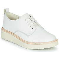 Sapatos Mulher Sapatos Clarks TRACE WALK Branco