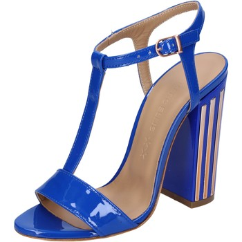 Sapatos Mulher Sandálias Marc Ellis BP27 Azul