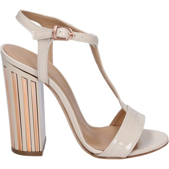 Sapatos Mulher Sandálias Marc Ellis BP29 Bege