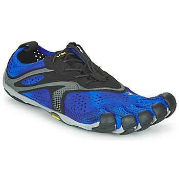 Sapatos Homem Sapatilhas de corrida Vibram Fivefingers V-RUN Preto / Azul