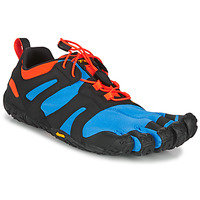 Sapatos Homem Sapatilhas de corrida Vibram Fivefingers V-TRAIL 2.0 Azul / Laranja