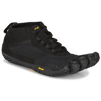 Sapatos Homem Sapatos de caminhada Vibram Fivefingers V-TREK Preto