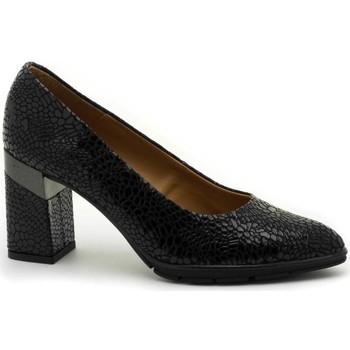 Sapatos Mulher Escarpim Moda Bella  Negro