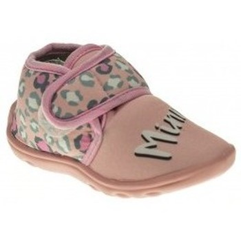 Sapatos Rapariga Pantufas bebé Mayal 12844 Rosa