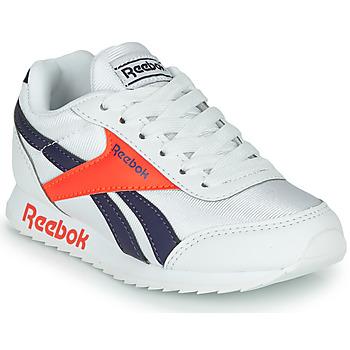 Sapatos Criança Sapatilhas Reebok Classic REEBOK ROYAL CLJOG Cinza / Azul