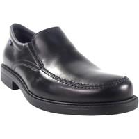 Sapatos Homem Mocassins Baerchi 1801-AE Negro